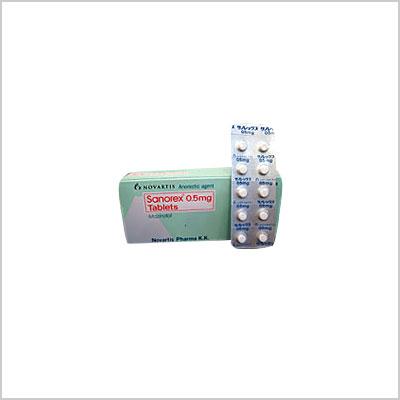 サノレックス (食欲抑制薬)